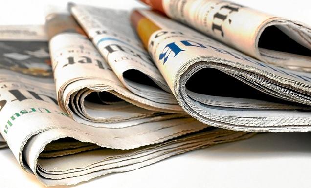 Imágen de periódicos paint