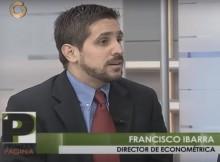 Henkel García con Gabriel López en Primera Página por Globovisión