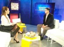 Henkel García en el Noticiero Venevisión 10 03 2016 (3)