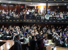 Asamblea Nacional votación