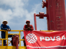 PDVSA plataforma